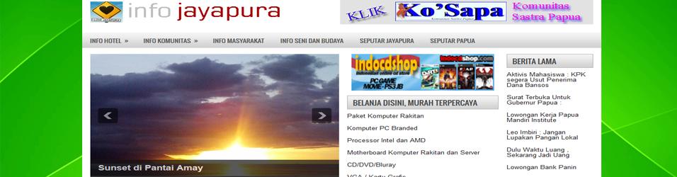 Klien Info Jayapura